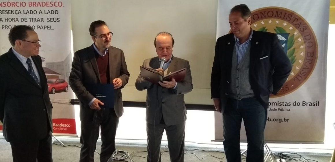 """""""Reforma Tributária Brasileira"""" com Dr. Bernard Appy, Diretor do Centro de Cidadania Fiscal – CCIF"""