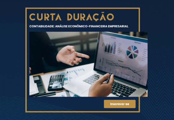 Curso de Contabilidade: Análise Econômico-Financeira Empresarial
